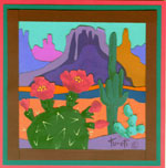 Southwest Desert Art